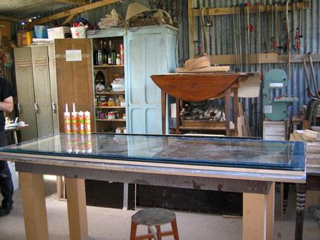 un bac de 1000 litres en bois divers aquarium webzine l 39 aquariophilie d 39 eau douce et d. Black Bedroom Furniture Sets. Home Design Ideas