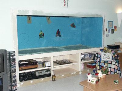un bac de 4000 litres eau douce divers aquarium. Black Bedroom Furniture Sets. Home Design Ideas