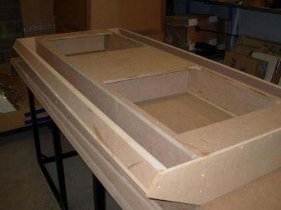 fabriquer meuble aquarium mdf